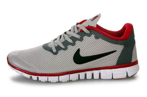 Nike Free 3.0 Mens White Black Review