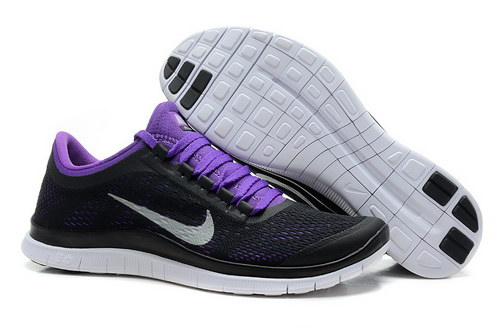 Nike Free 3.0 V5 Mens Black Purple Germany