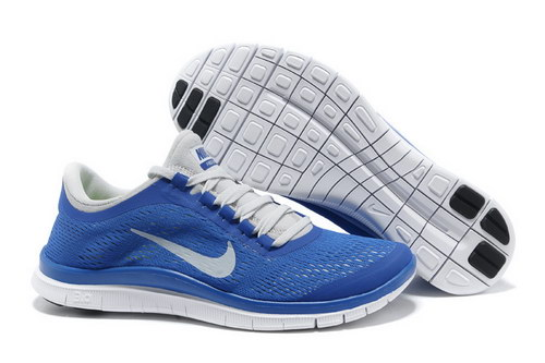 Nike Free 3.0 V5 Mens Blue Review