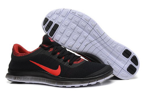 Nike Free 3.0 V6 Ext Mens Shoes Black Red China