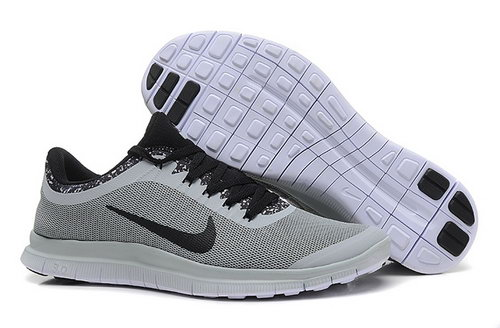 Nike Free 3.0 V6 Ext Mens Shoes Light Gray Black Greece