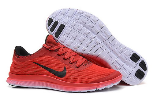 Nike Free 3.0 V6 Ext Mens Shoes Red Black Online