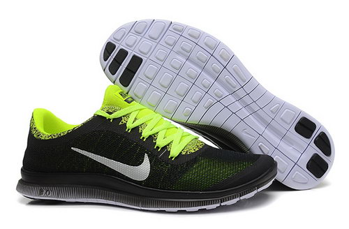 Nike Free 3.0 V6 Ext Womens Shoes Black Green Gray Italy