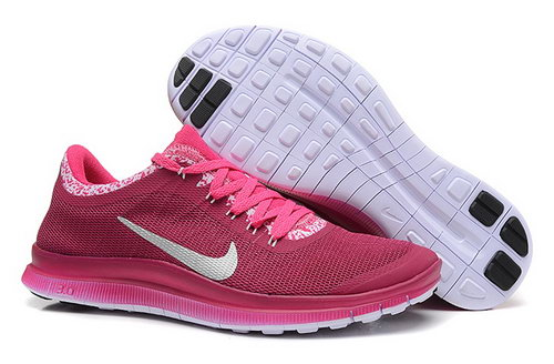 Nike Free 3.0 V6 Ext Womens Shoes Rosa White Canada