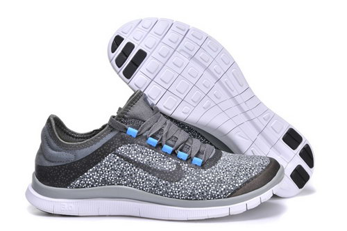Nike Free 3.0 V6 Mens Shoes Light Gray Taiwan