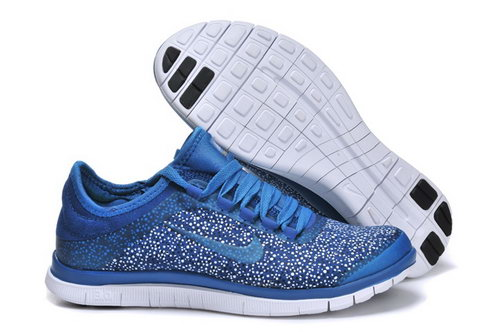 Nike Free 3.0 V6 Mens Shoes Ocean Blue Norway