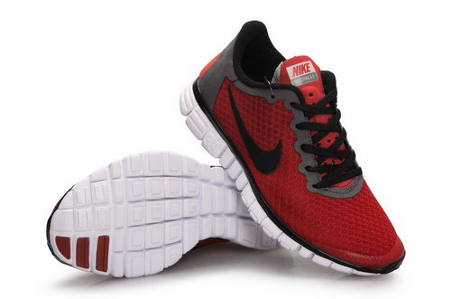 Nike Free 3.0 Womens & Mens (unisex) Wine Red Black Canada