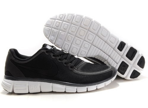 Nike Free 5.0 Mens Black Outlet Store