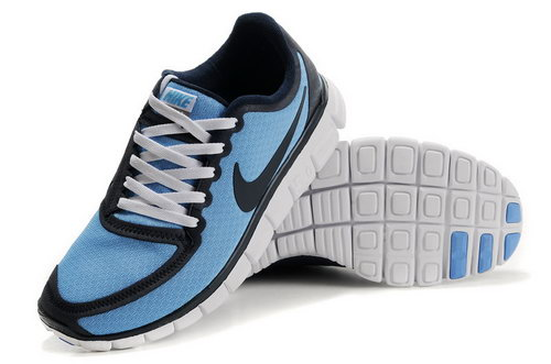 Nike Free 5.0 Mens Blue Black Japan