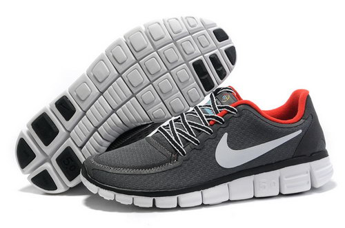 Nike Free 5.0 Mens Ling Ash Red Clearance