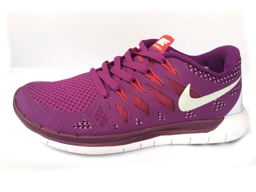 Nike Free 5.0 Run 2014 Purple White Running Shoe Germany