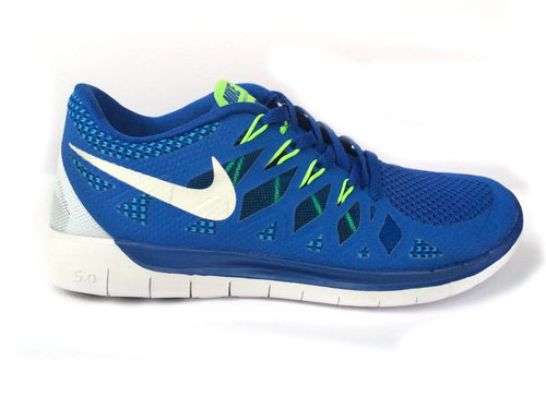 Nike Free 5.0 Run 2014 Sapphire White Running Shoe Review