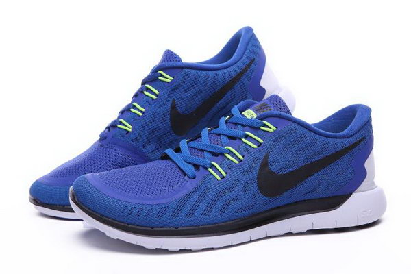 Nike Free 5.0 Run Blue Black Shoes Germany