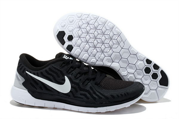 Nike Free 5.0 V2 Mens Black White Poland