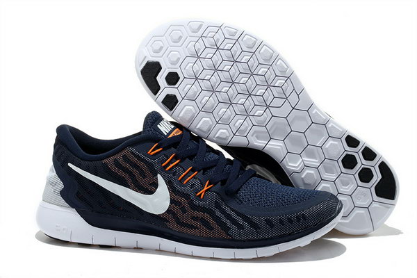Nike Free 5.0 V2 Mens Dark Blue White Coupon Code