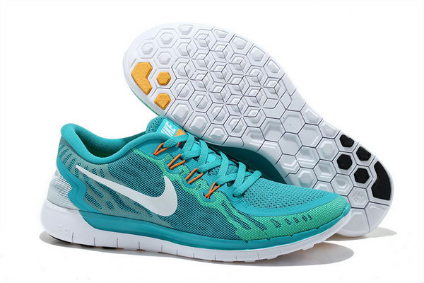 Nike Free 5.0 V2 Womens Green White Portugal