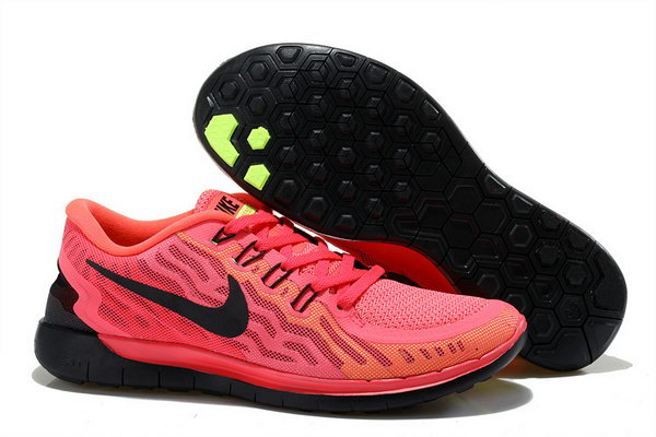 Nike Free 5.0 V2 Womens Watermelon Red Black Promo Code