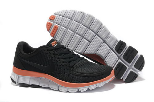 Nike Free 5.0 Womens Black Watermelon Red Discount Code