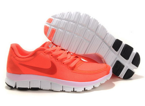 Nike Free 5.0 Womens Size Us5 6 7.5 Storm Powder