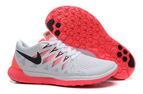 Nike Free 5.0+ Womens Shoes Grey Pink Black Sweden