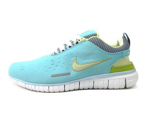 Nike Free Og 14 Br Womens Shoes 2014 Wool Skin Blue Yellow Hot Online