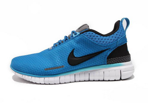 Nike Free Og 14 Br Womens Shoes Ocean Blue Black Norway