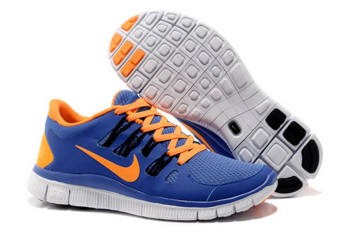 Nike Free Run +3 5.0 Mens Borland Orange Japan