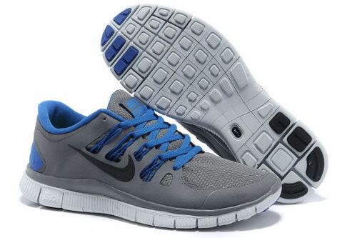 Nike Free Run +3 5.0 Mens Dark Grey Blue Australia