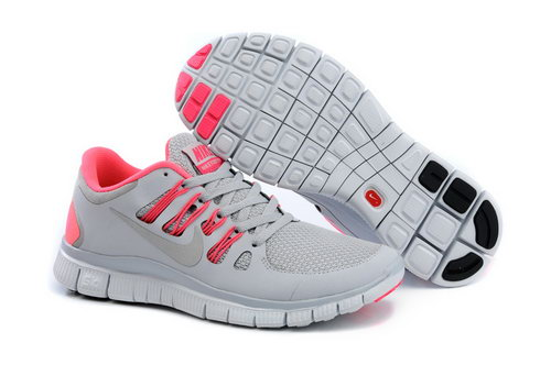 Nike Free Run +3 5.0 Womens Lime Pink Best Price