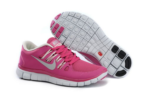 Nike Free Run +3 5.0 Womens Purple Beige Discount
