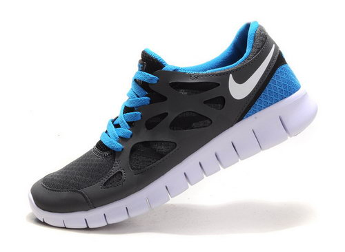 Nike Free Run 2 Mens Blackwater Blue Poland