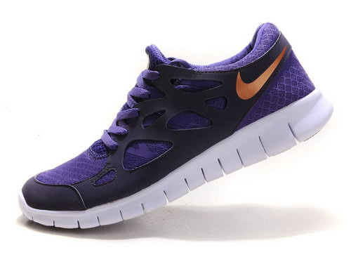 Nike Free Run 2 Mens Size Us7.5 9 10.5 11.5 Purple Portugal
