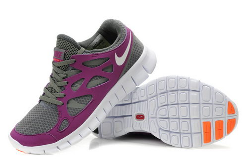 Nike Free Run 2 Womens Aubergine Discount