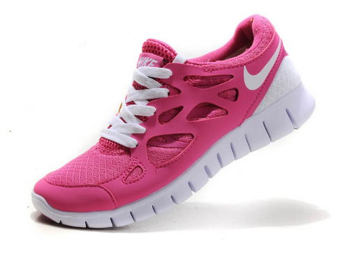 Nike Free Run 2 Womens Pink Outlet Online