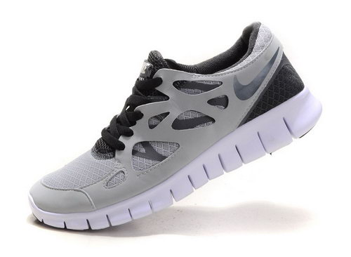 Nike Free Run 2 Womens Size Us9 9.5 10 Dark Gray Taiwan