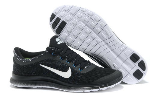 Nike Free Run 3.0 V6 Mens Shoes Black Germany