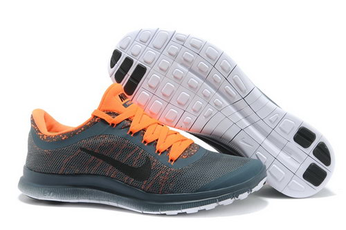 Nike Free Run 3.0 V6 Mens Shoes Gray Factory Outlet