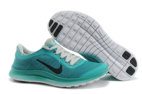 Nike Free Run 3.0 V6 Womens Shoes Green Wholesale