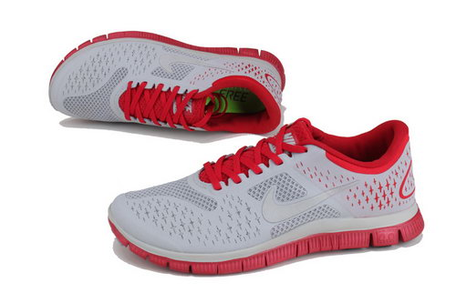 Nike Free Run 4.0 Mens Lime Red Ireland