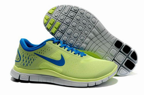 Nike Free Run 4.0 Womens Fluorescent Green Borland Review