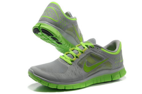 Nike Free Run 5.0 Mens Lime Fluorescent Green Online