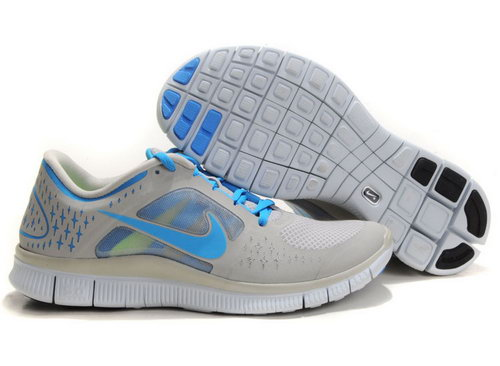 Nike Free Run 5.0 Mens Powderblue France