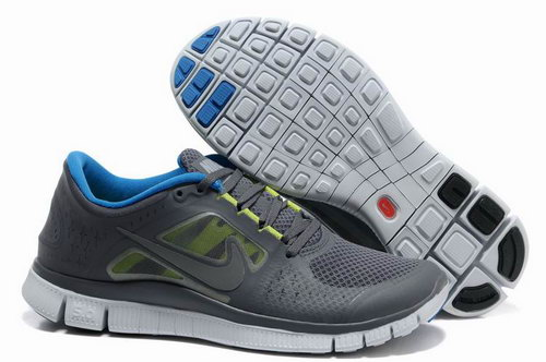 Nike Free Run 5.0 Mens Blue Ashes Denmark