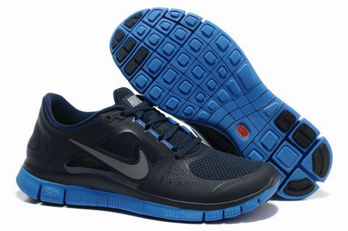 Nike Free Run 5.0 Mens Dark Blue China