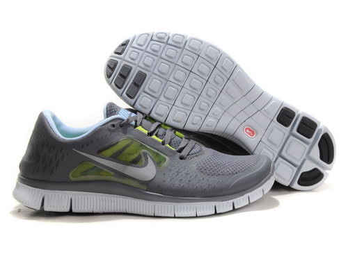 Nike Free Run 5.0 Womens & Mens (unisex) Carbon Gray Germany