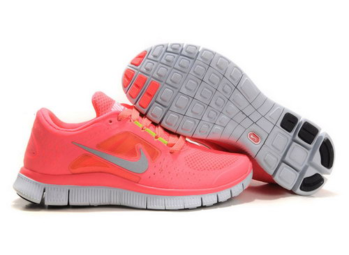 Nike Free Run 5.0 Womens Pink Portugal