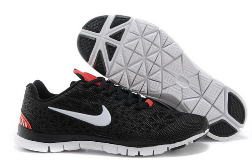 Nike Free Tr Fit 3 Breathe Mens Shoes Black Silver Red New Greece