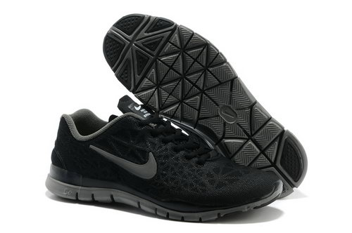 Nike Free Tr Fit 3 Womens Shoes Black Gray Canada