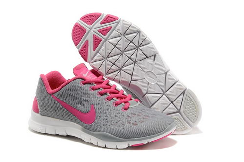 Nike Free Tr Fit 3 Womens Shoes Pink For Sale