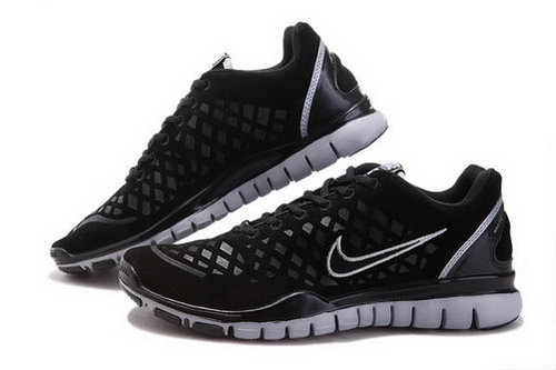 Nike Free Tr Mens Black Silver Germany